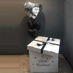 Коробка с шарами № 27