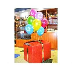 Коробка с шарами № 4
