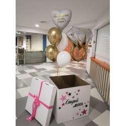 Коробка с шарами № 29
