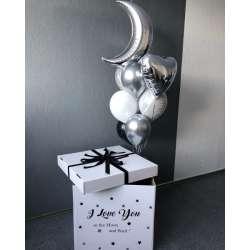 Коробка с шарами № 31