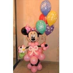 Мышка с шарами