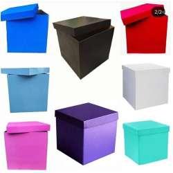 Коробка с шарами № 59
