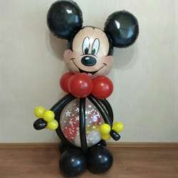 Микки Маус (шар-сюрприз)