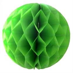 Шар-соты Зеленый 20 см