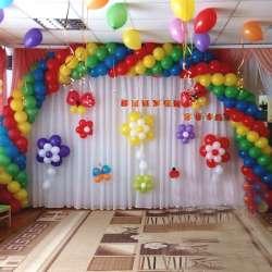 Оформление детского зала № 41
